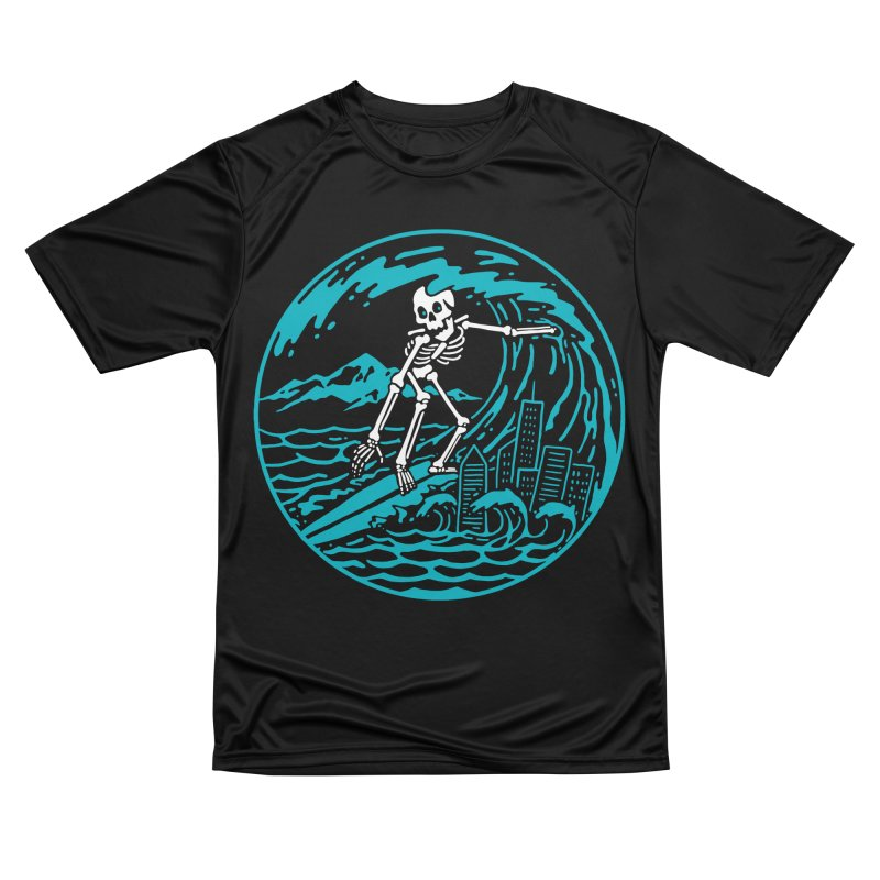 Surf City Men's T-Shirt by dustinwyattdesign's Shop