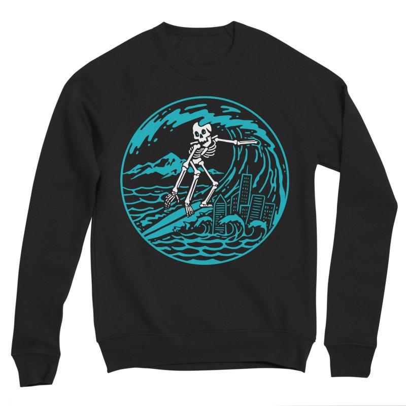 Surf City Women's Sweatshirt by dustinwyattdesign's Shop