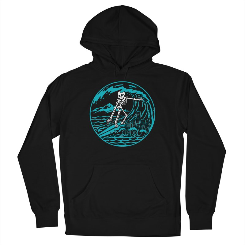 Surf City Women's Pullover Hoody by dustinwyattdesign's Shop