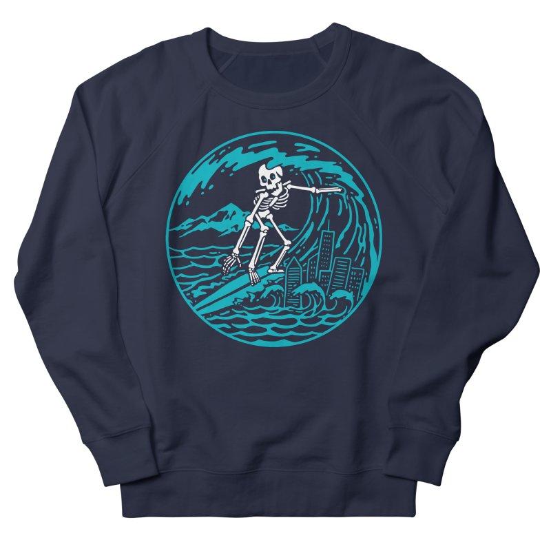 Surf City Men's Sweatshirt by dustinwyattdesign's Shop
