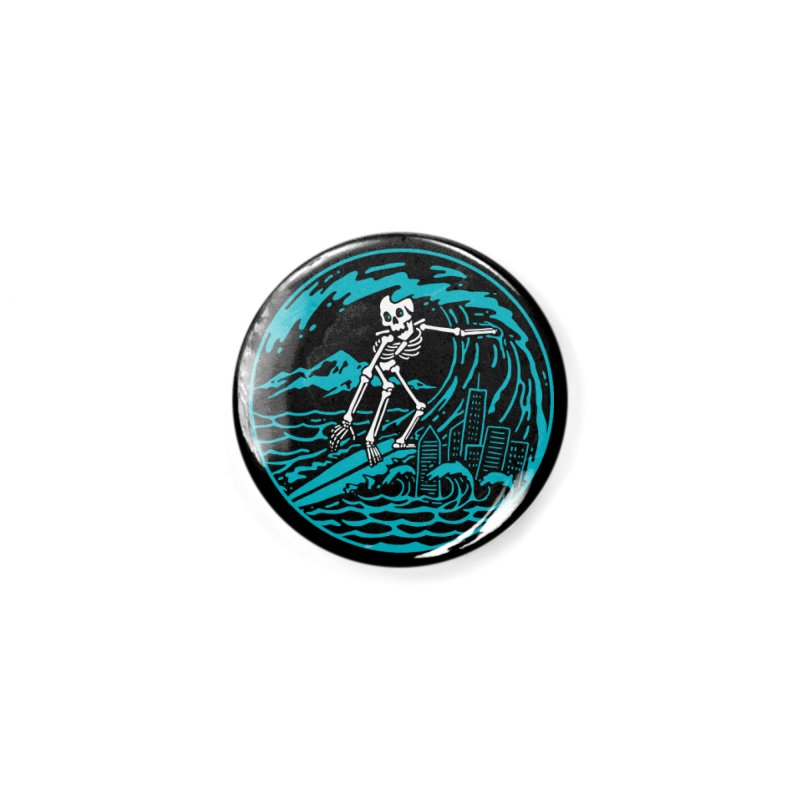 Surf City Accessories Button by dustinwyattdesign's Shop