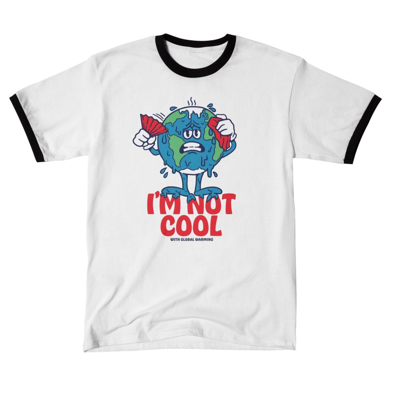 I'm Not Cool Men's T-Shirt by dustinwyattdesign's Shop