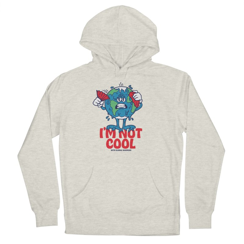 I'm Not Cool Men's Pullover Hoody by dustinwyattdesign's Shop