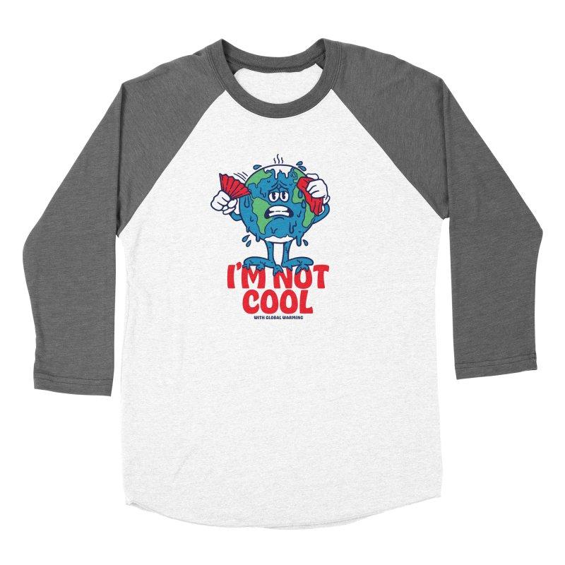 I'm Not Cool Women's Longsleeve T-Shirt by dustinwyattdesign's Shop