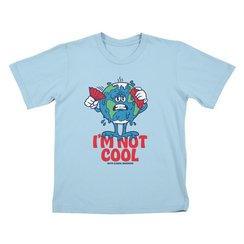 I'm Not Cool Kids T-Shirt by dustinwyattdesign's Shop