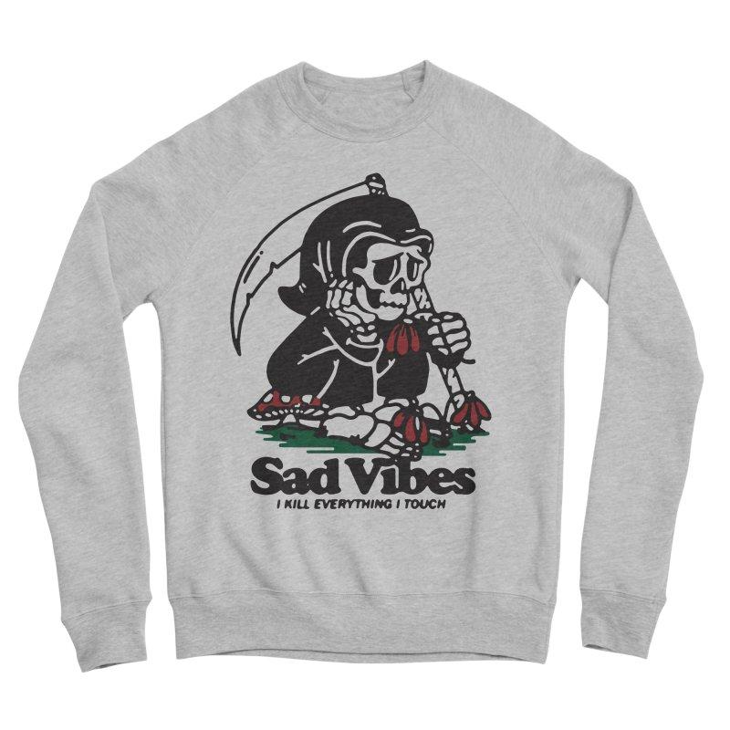 Sad Vibes Men's Sweatshirt by dustinwyattdesign's Shop