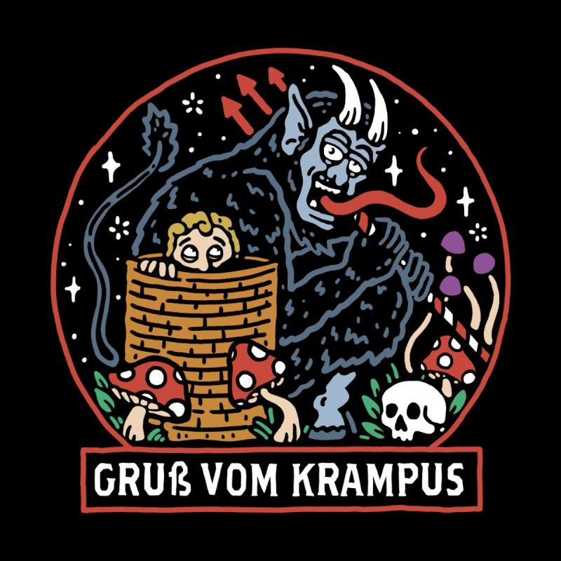Gruß vom Krampus Kids Baby T-Shirt by dustinwyattdesign's Shop