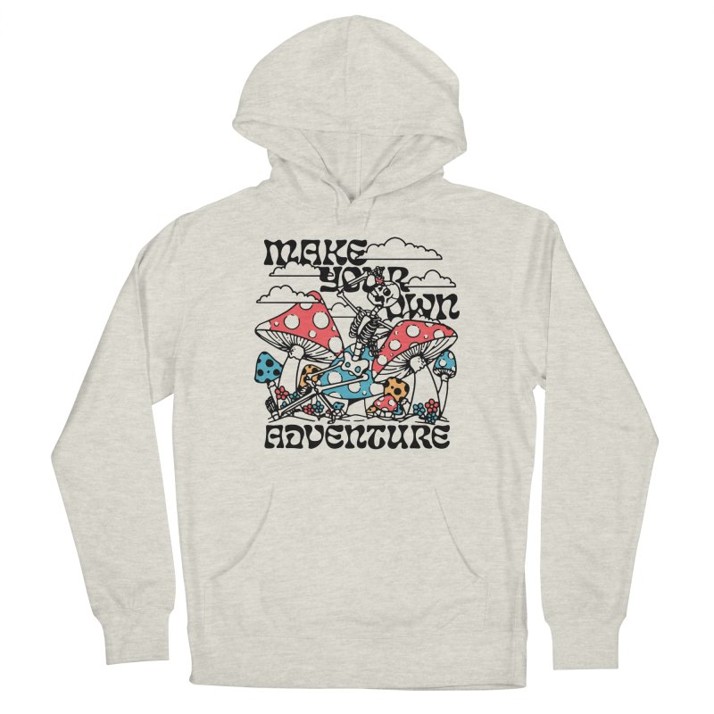 Make Your Own Adventure Men's Pullover Hoody by dustinwyattdesign's Shop