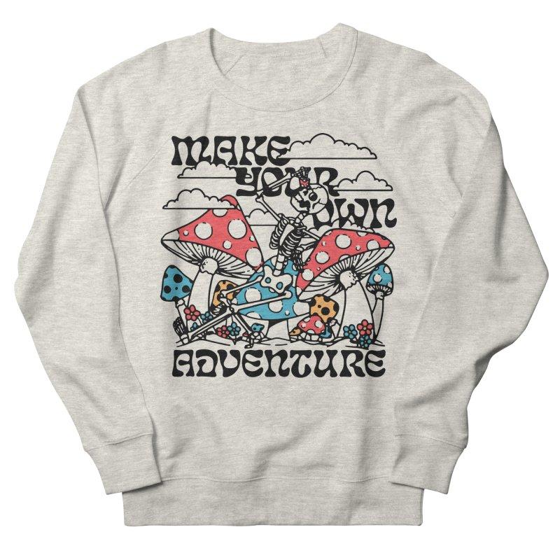 Make Your Own Adventure Men's Sweatshirt by dustinwyattdesign's Shop