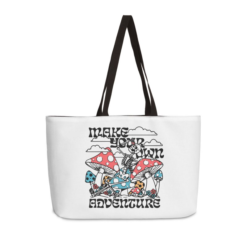 Make Your Own Adventure Accessories Bag by dustinwyattdesign's Shop