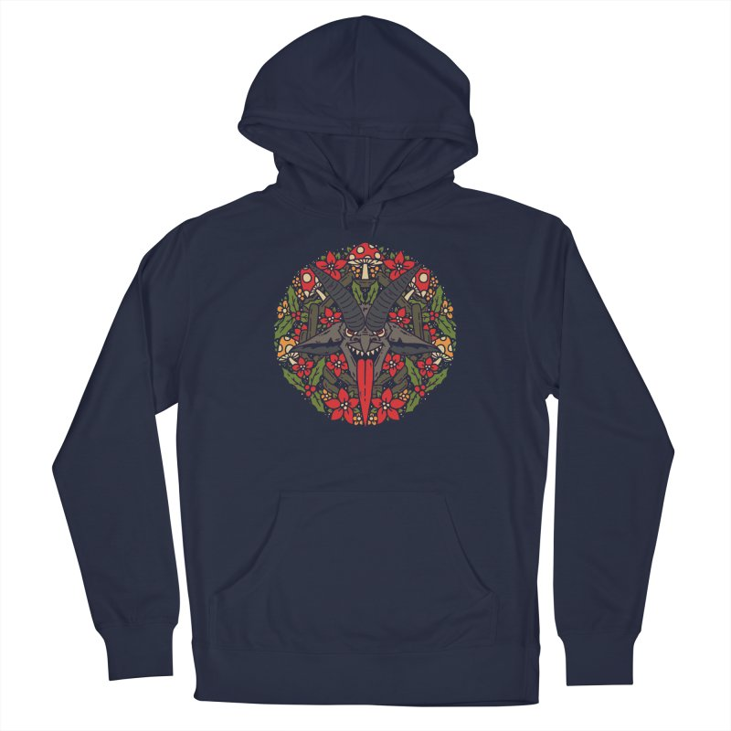PentaKrampus Men's Pullover Hoody by dustinwyattdesign's Shop
