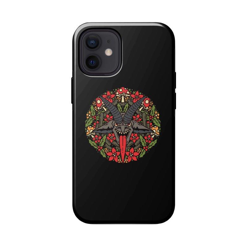 PentaKrampus Accessories Phone Case by dustinwyattdesign's Shop