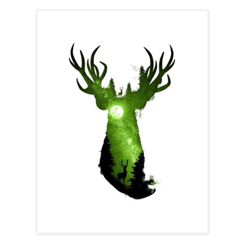 Deep in the forest Home Bath Mat by DVerissimo's