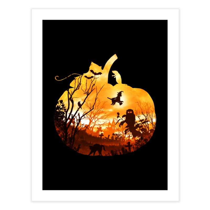 All Hallows Eve Home Bath Mat by DVerissimo's