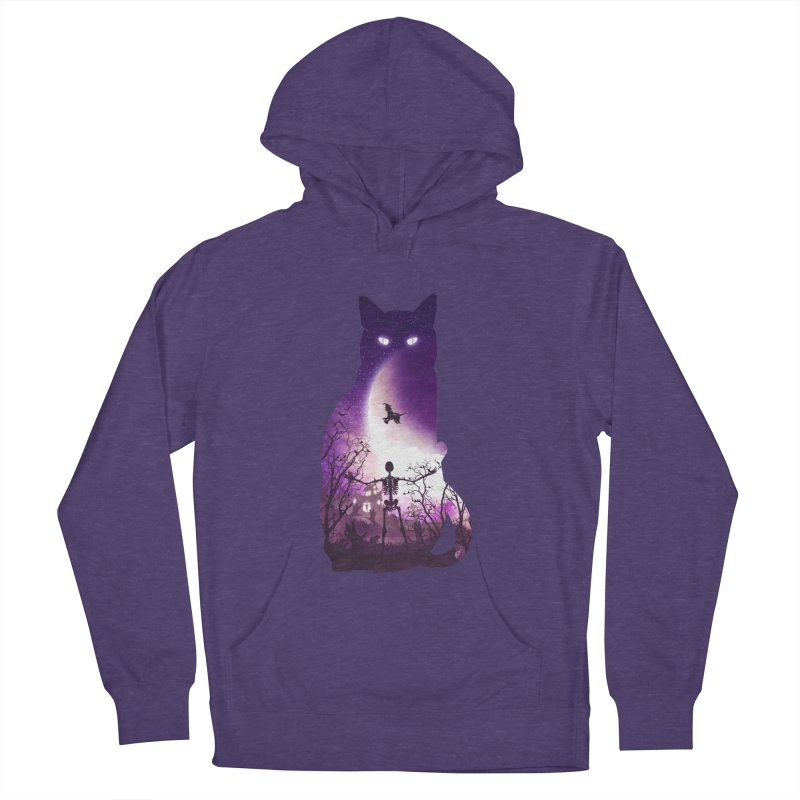Fright Night Women's Pullover Hoody by DVerissimo's