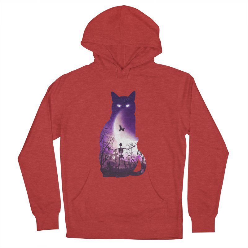 Fright Night Men's Pullover Hoody by DVerissimo's
