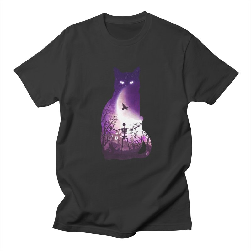 Fright Night Women's Unisex T-Shirt by DVerissimo's