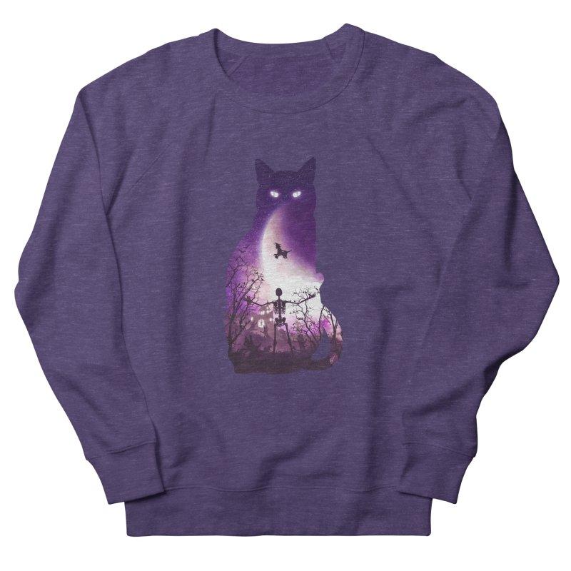 Fright Night Women's Sweatshirt by DVerissimo's