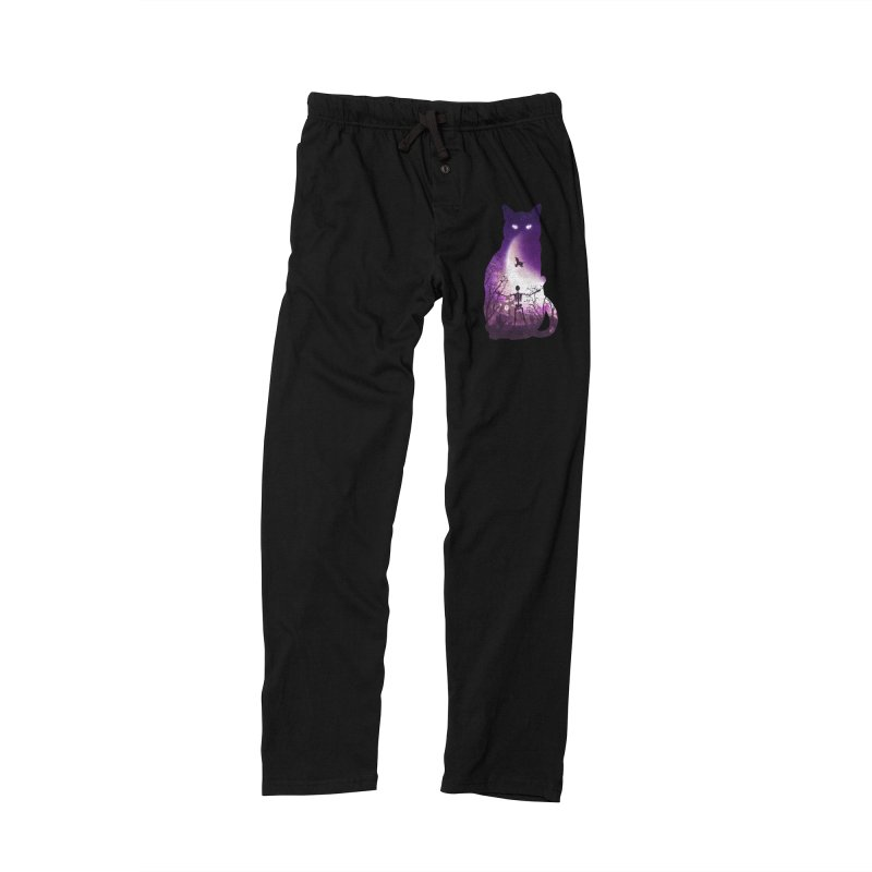 Fright Night Men's Lounge Pants by DVerissimo's