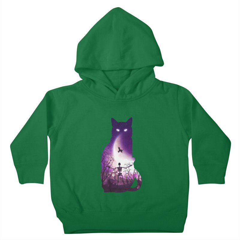 Fright Night Kids Toddler Pullover Hoody by DVerissimo's