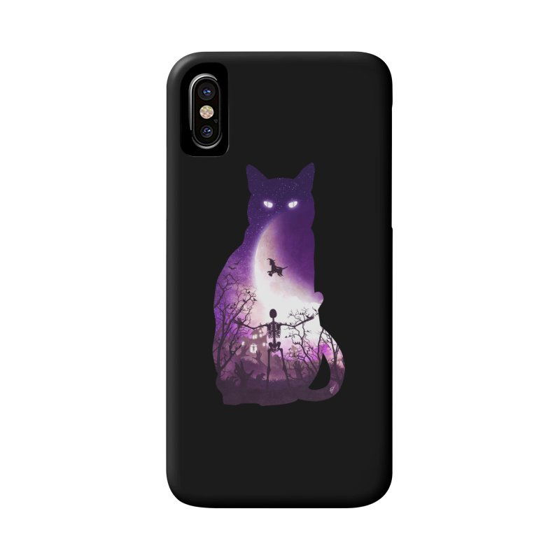 Fright Night Accessories Phone Case by DVerissimo's