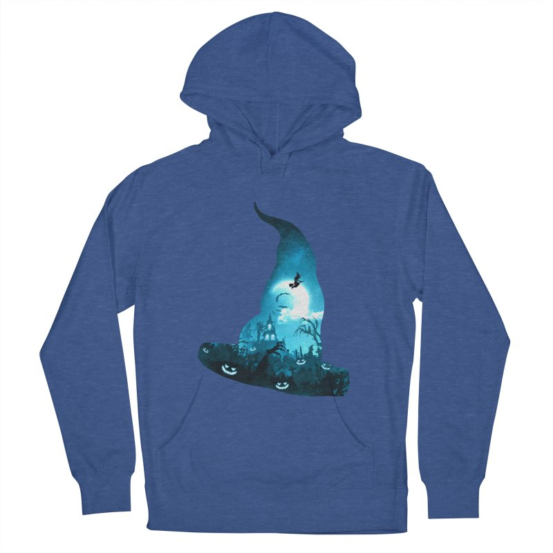The Witches Hour Women's Pullover Hoody by DVerissimo's