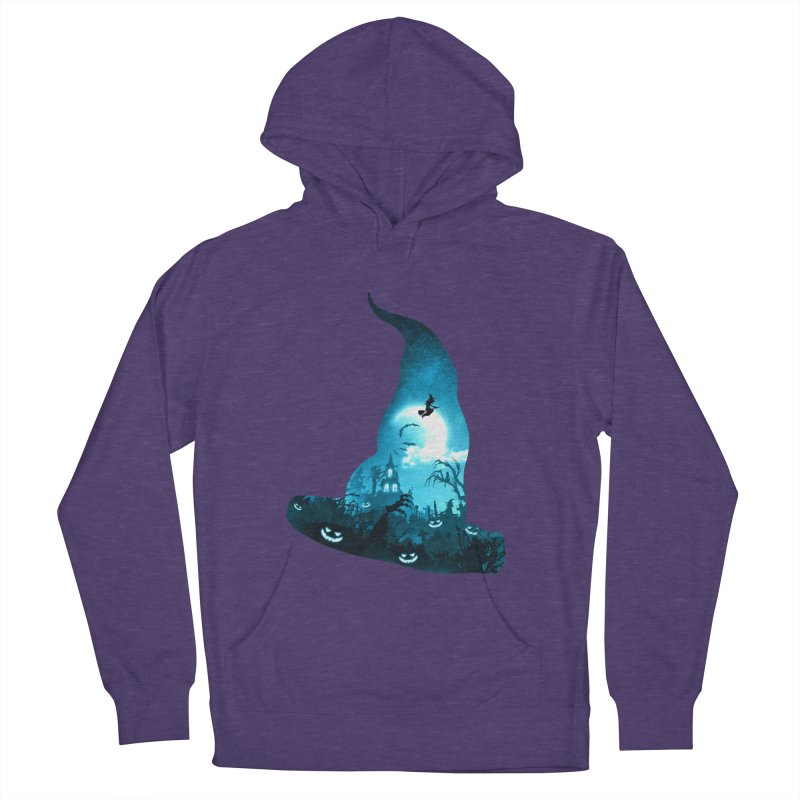 The Witches Hour Women's French Terry Pullover Hoody by DVerissimo's