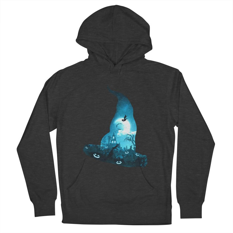 The Witches Hour Men's Pullover Hoody by DVerissimo's