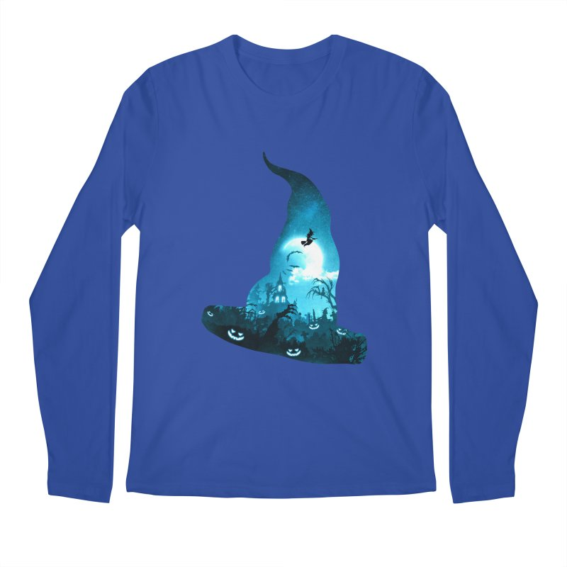 The Witches Hour Men's Regular Longsleeve T-Shirt by DVerissimo's