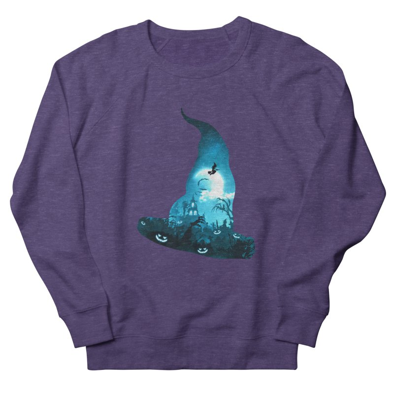 The Witches Hour Women's Sweatshirt by DVerissimo's