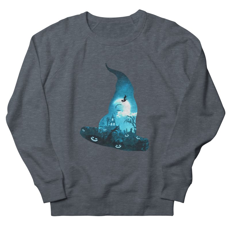 The Witches Hour Women's French Terry Sweatshirt by DVerissimo's