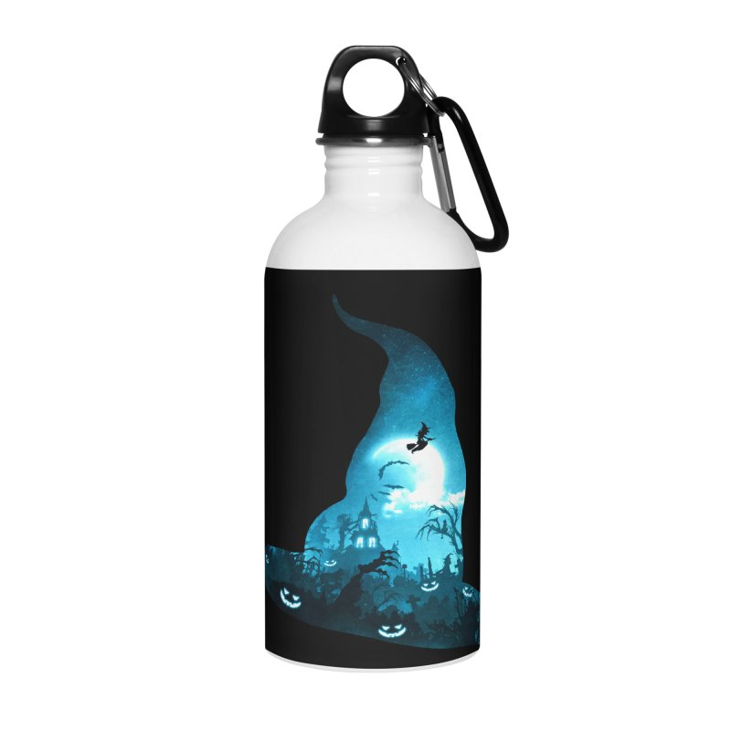 The Witches Hour Accessories Water Bottle by DVerissimo's