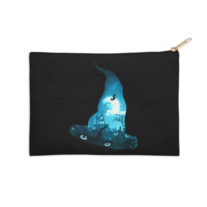 The Witches Hour Accessories Zip Pouch by DVerissimo's