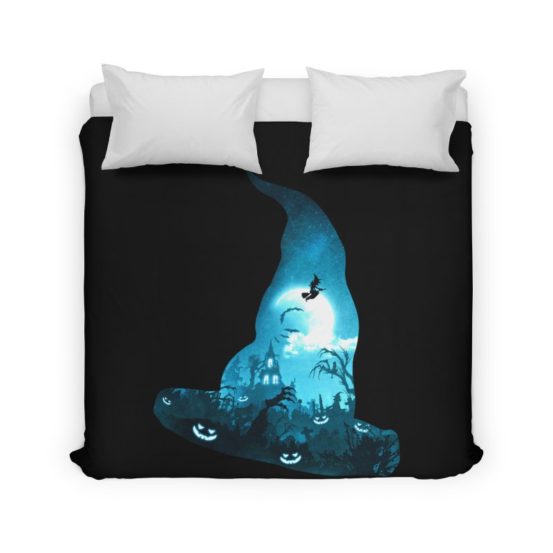 The Witches Hour Home Duvet by DVerissimo's