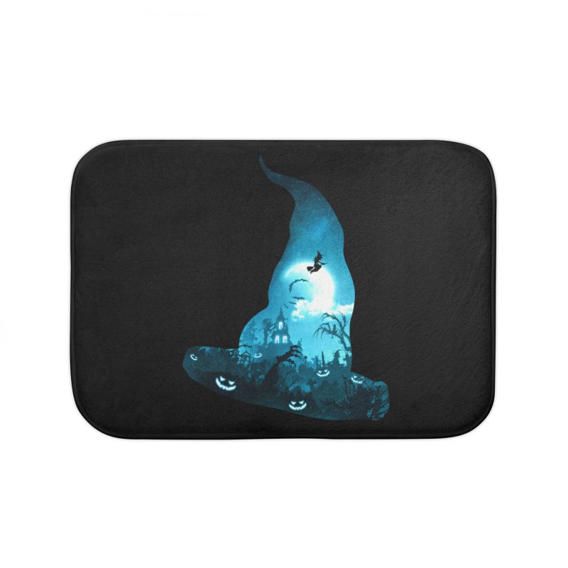 The Witches Hour Home Bath Mat by DVerissimo's