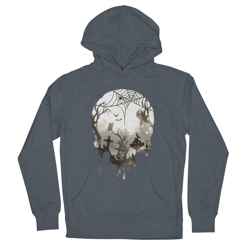 The Darkest Hour Men's Pullover Hoody by DVerissimo's