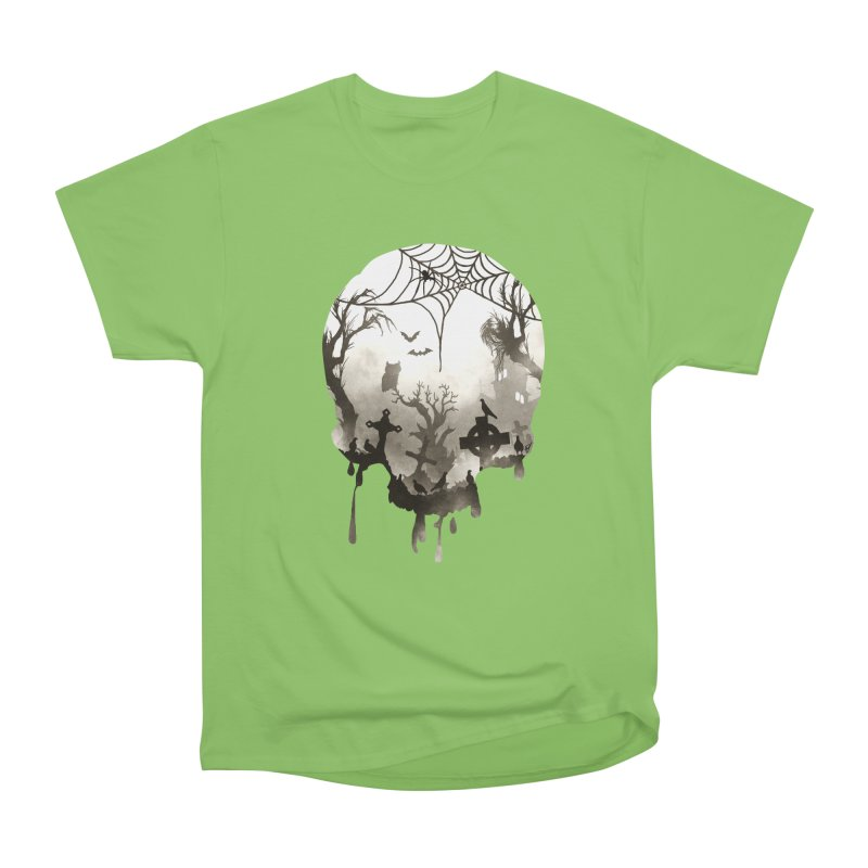 The Darkest Hour Women's Heavyweight Unisex T-Shirt by DVerissimo's