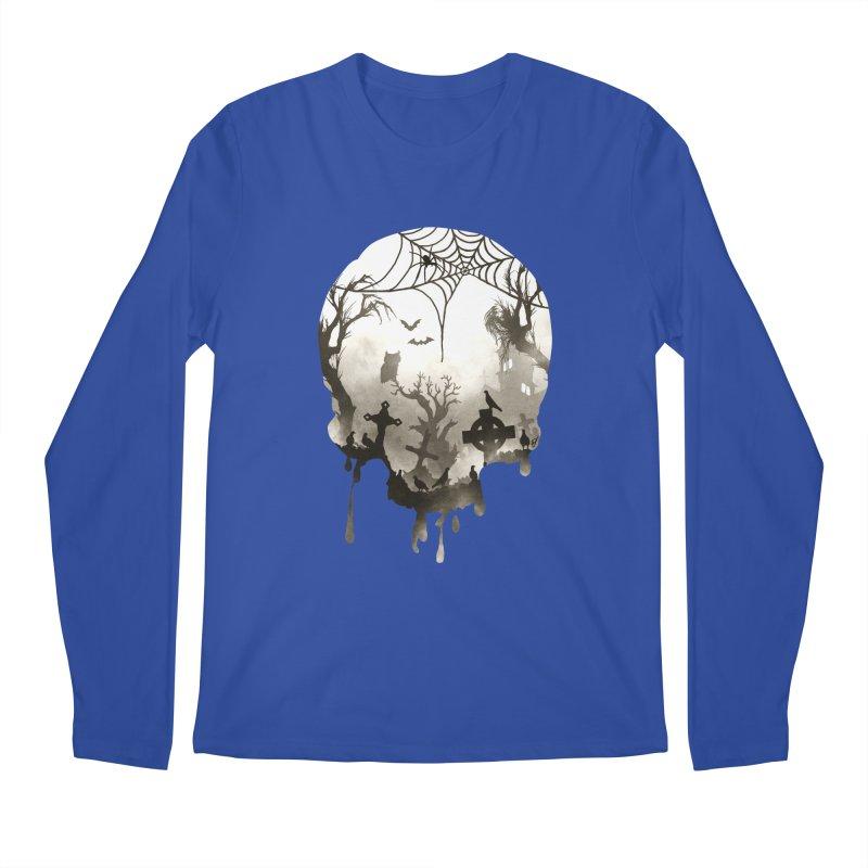The Darkest Hour Men's Regular Longsleeve T-Shirt by DVerissimo's