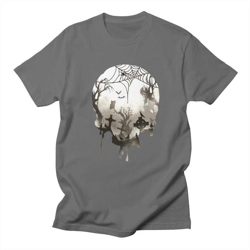The Darkest Hour Women's Unisex T-Shirt by DVerissimo's