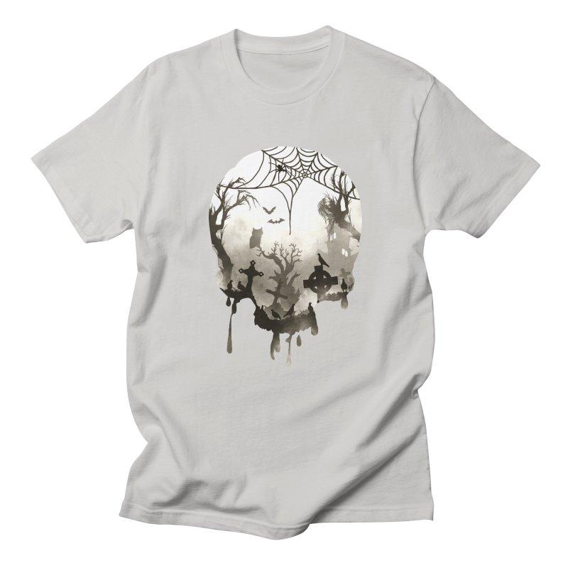 The Darkest Hour Men's Regular T-Shirt by DVerissimo's