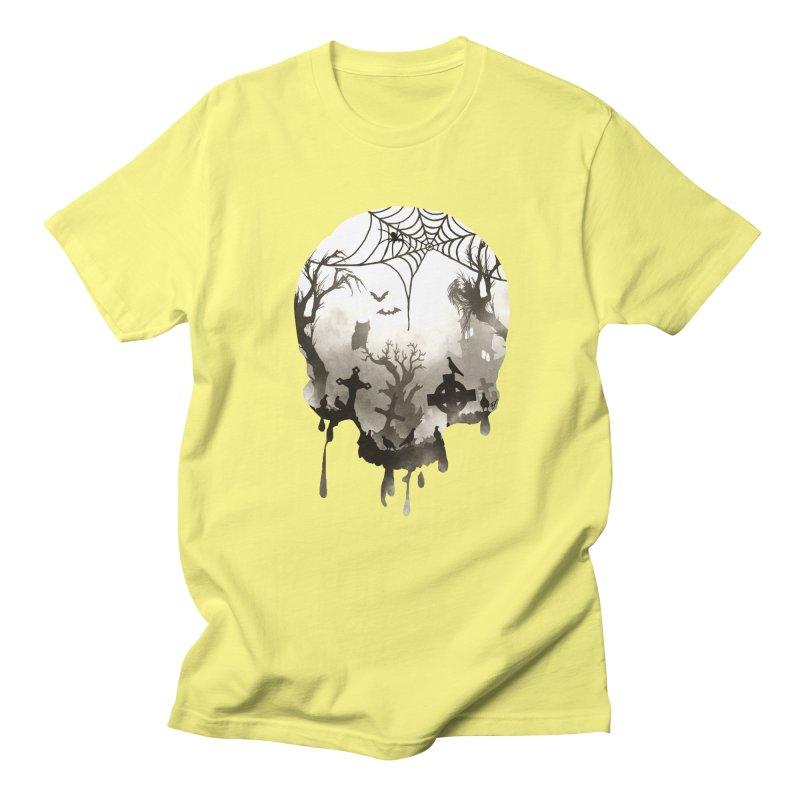The Darkest Hour Men's T-Shirt by DVerissimo's