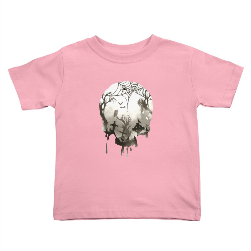 The Darkest Hour Kids Toddler T-Shirt by DVerissimo's
