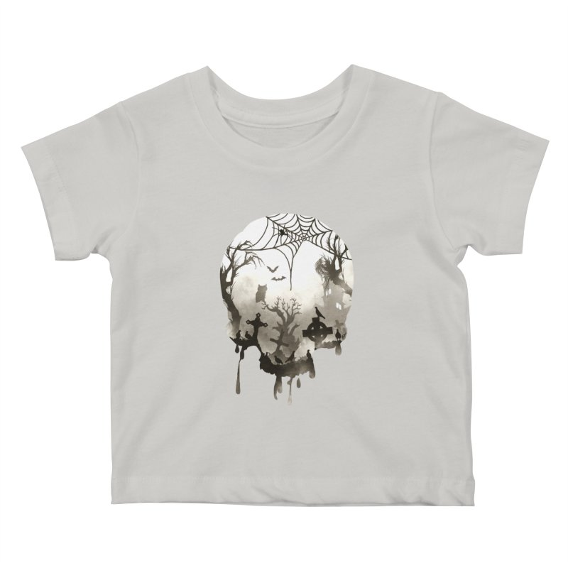The Darkest Hour Kids Baby T-Shirt by DVerissimo's
