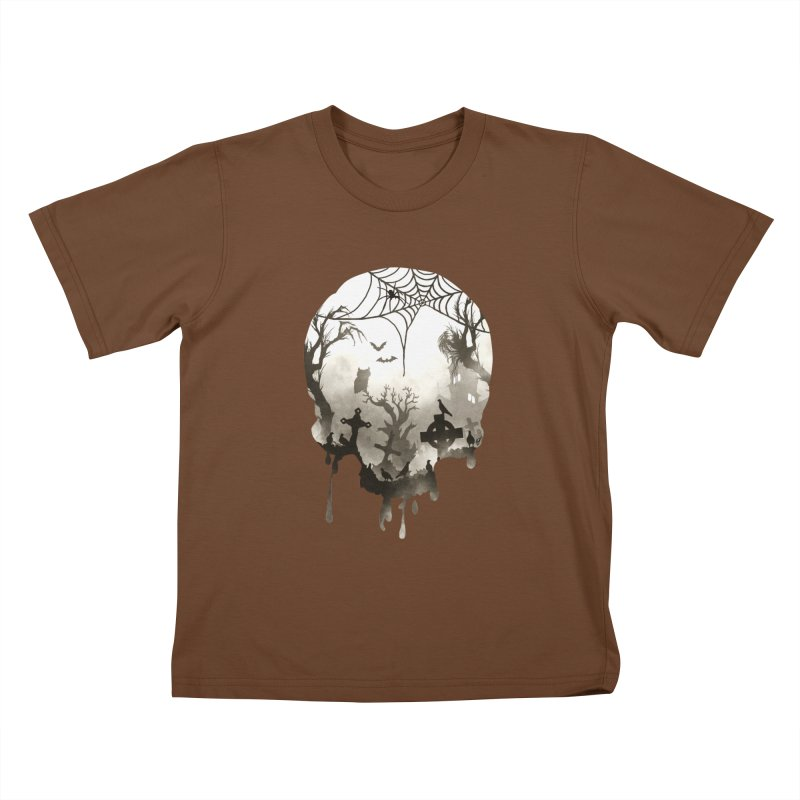 The Darkest Hour Kids T-Shirt by DVerissimo's