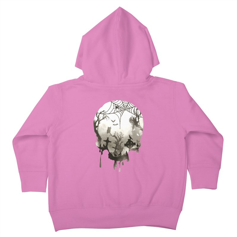 The Darkest Hour Kids Toddler Zip-Up Hoody by DVerissimo's