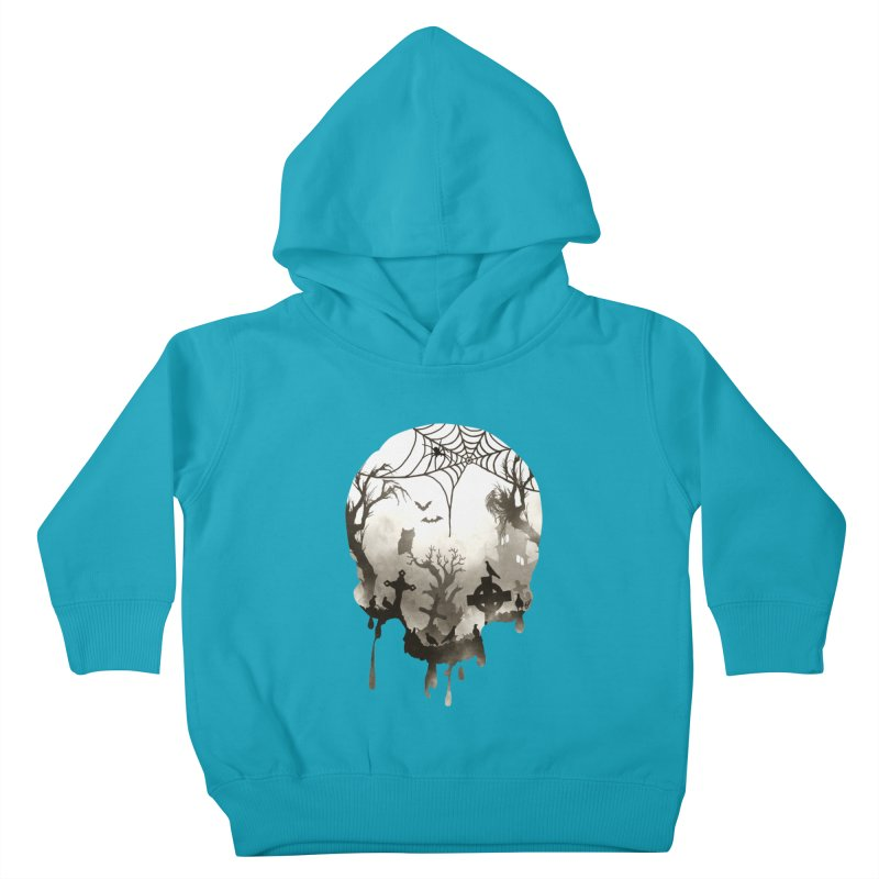 The Darkest Hour Kids Toddler Pullover Hoody by DVerissimo's
