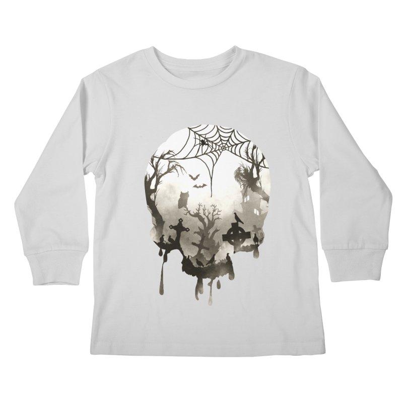 The Darkest Hour Kids Longsleeve T-Shirt by DVerissimo's