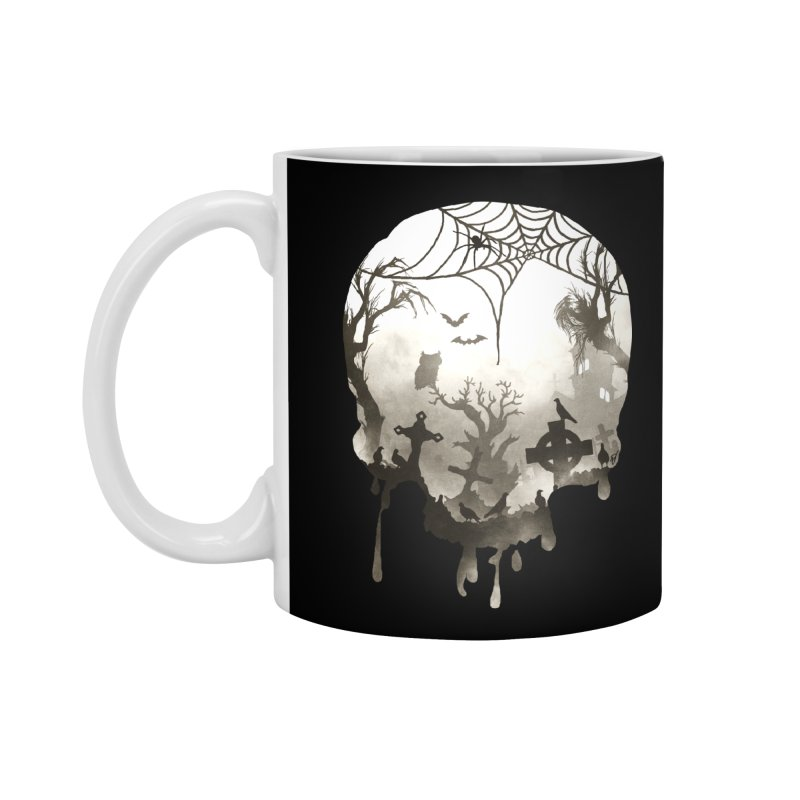 The Darkest Hour Accessories Standard Mug by DVerissimo's