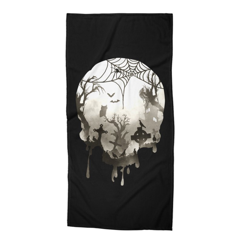 The Darkest Hour Accessories Beach Towel by DVerissimo's