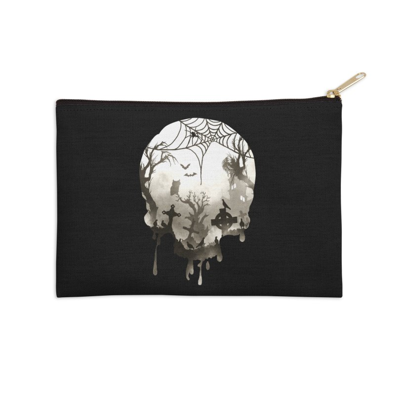 The Darkest Hour Accessories Zip Pouch by DVerissimo's